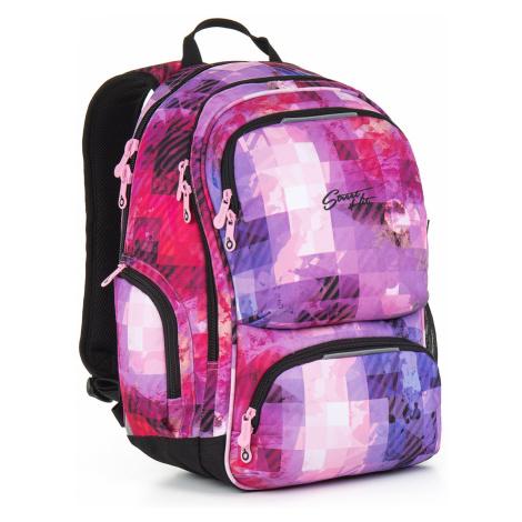 Študentský batoh Topgal HIT 891 H - Pink