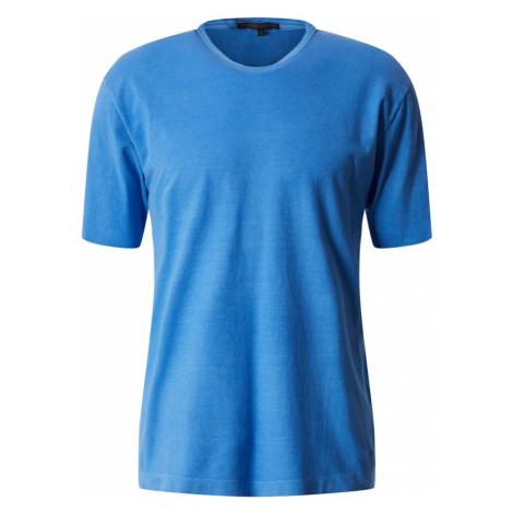 DRYKORN Tričko 'Raniel'  modrá
