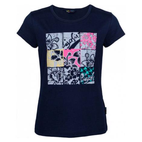 Lewro ROXANA tmavo modrá - Dievčenské tričko