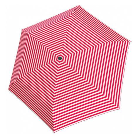 Tamaris Dámsky skladací dáždnik Tambrella Light Stripe pink