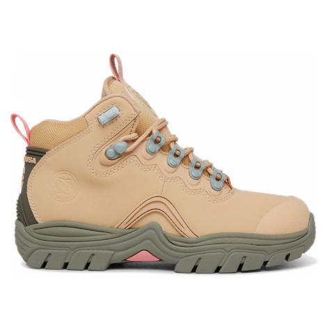 DC Shoes Navigator-6.5 hnedé ADJB100009-TAN-6.5