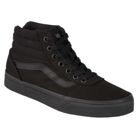 Vans YT WARD HI čierna - Detská členková obuv