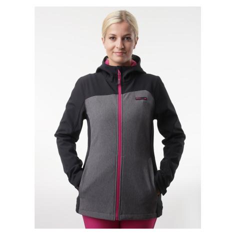 LYKIA women's softshell jacket black LOAP