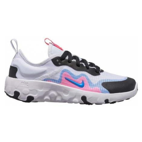 Nike RENEW LUCENT GS biela - Detská voľnočasová obuv