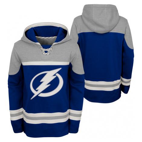 Detská Hokejová Mikina S Kapucňou Nhl Tampa Bay Lightning