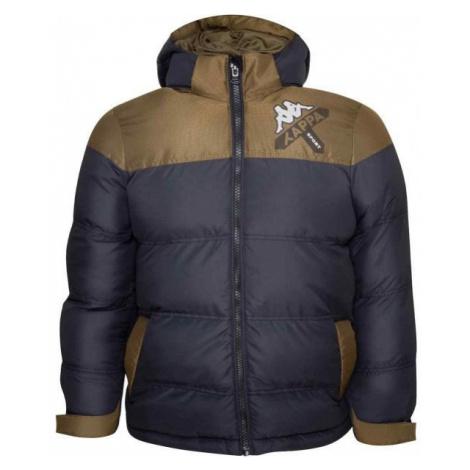 Kappa LOGO ZITRAX čierna - Detská zimná bunda