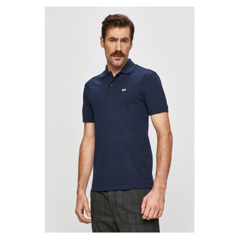 Tommy Jeans - Polo tričko Tommy Hilfiger