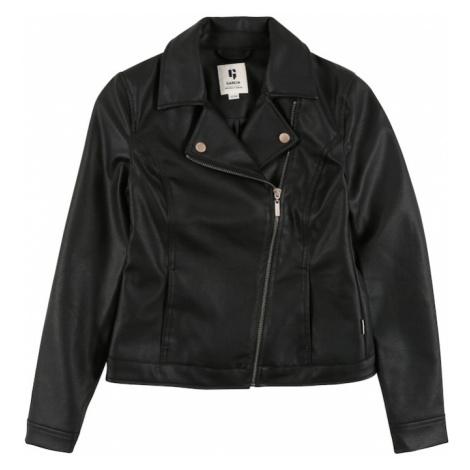 GARCIA Prechodná bunda  čierna Garcia Jeans