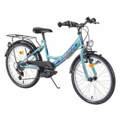 "Detský bicykel Kreativ 2014 20"" - model 2019 Farba Purple"