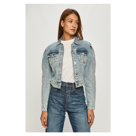 Guess Jeans - Rifľová bunda