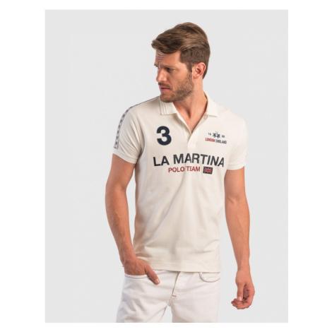 Polokošeľa La Martina Man Polo S/S Piquet Stretch