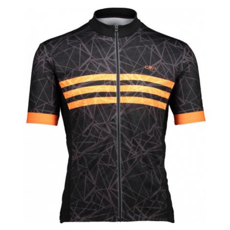 CMP MAN BIKE T-SHIRT - Pánsky cyklistický dres