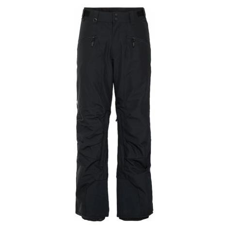 QUIKSILVER Outdoorové nohavice 'BOUNDRY'  čierna