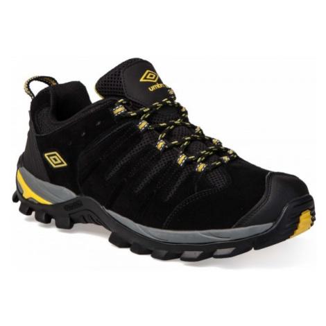 Umbro ILPO čierna - Pánska treková obuv