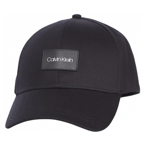 Calvin Klein Čiapka  čierna