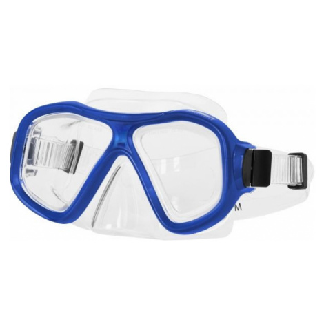 Miton MIAMI modrá - Potápačská maska
