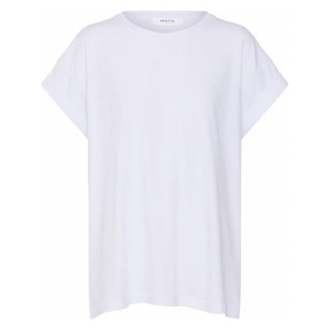 MOSS COPENHAGEN Tričko 'Alva STD'  biela