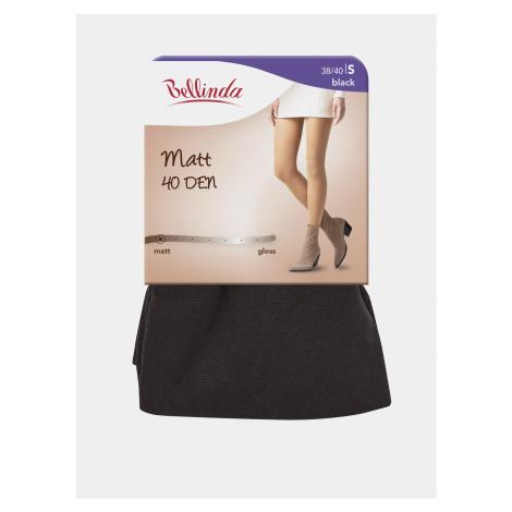 Punčochové kalhoty MATT 40 DEN - Dámské punčochové kalhoty - amber Bellinda