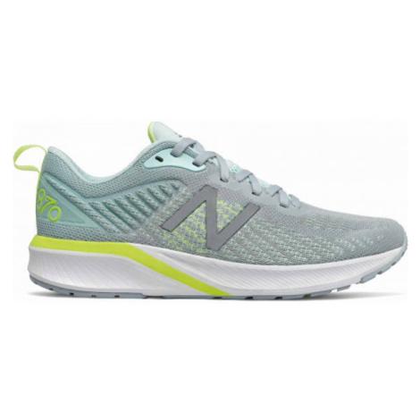 New Balance 870SB6 šedá - Dámska bežecká obuv