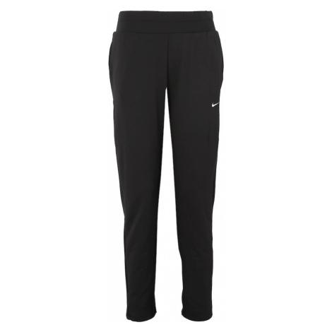 NIKE Športové nohavice 'W NK FLOW VCTRY'  čierna