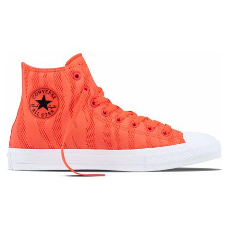 Converse Chuck Taylor All Star II Heritage Mesh Hyper Orange-3.5UK oranžové 155492C-3.5UK
