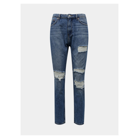 Tally Weijl modré džínsy