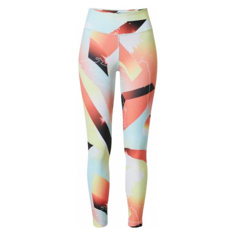 REEBOK Športové nohavice  zmiešané farby