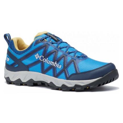 Columbia PEAKFREAK X2 OUTDRY modrá - Pánska outdoorová obuv