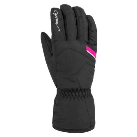 Reusch MARISA čierna - Lyžiarske rukavice