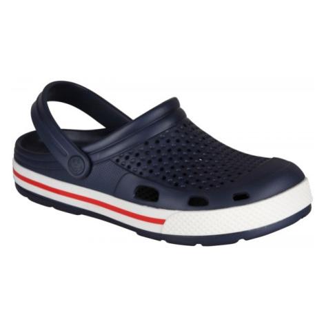 Coqui LINDO tmavo modrá - Pánske sandále