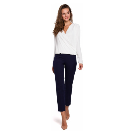 Makover Woman's Trousers K035