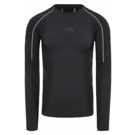 The North Face PRO L/S CR N M čierna - Pánske tričko
