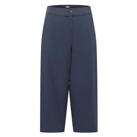 MY TRUE ME Chino nohavice  námornícka modrá