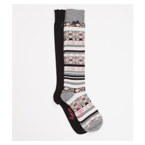 Ponožky Odd Molly Two Of A Mind Knee High Sock