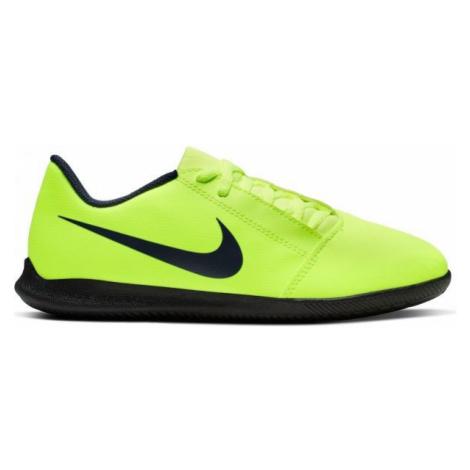 Nike JR PHANTOM VENOM CLUB IC svetlo zelená - Detská halová obuv