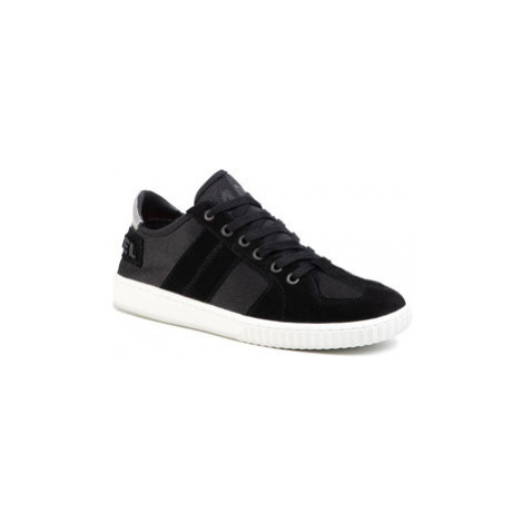 Diesel Sneakersy S-Millenium Lc Y01841 P2550 H7591 Čierna
