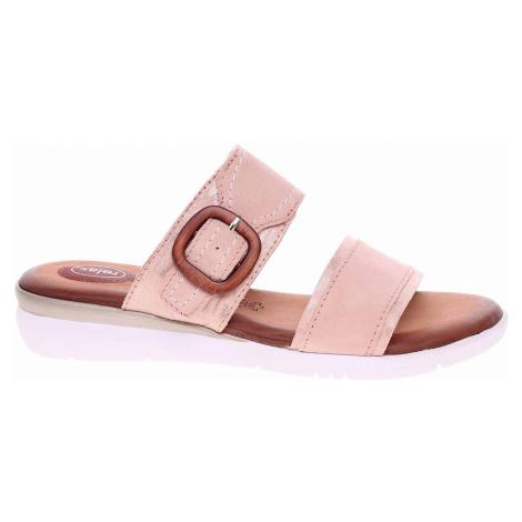 Dámské pantofle Jana 8-27107-24 rose comb 8-8-27107-24 502