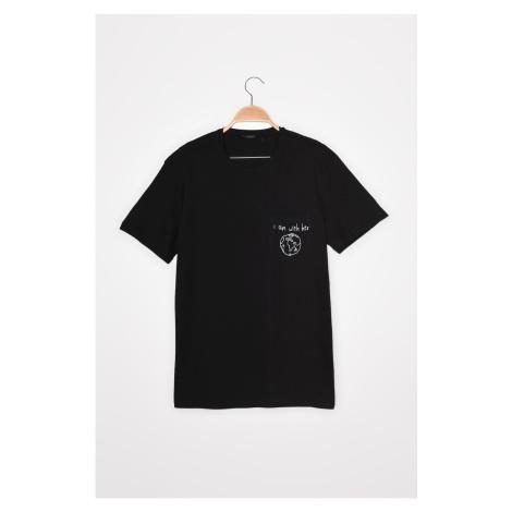 Pánske tričká Trendyol