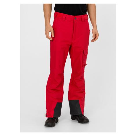 Hero Snow™ Kalhoty Columbia Červená