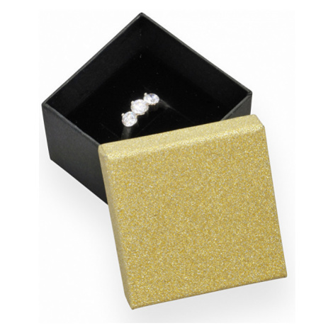 JK Box Darčeková krabička na náušnice a prsteň MG-1 / AU JKbox