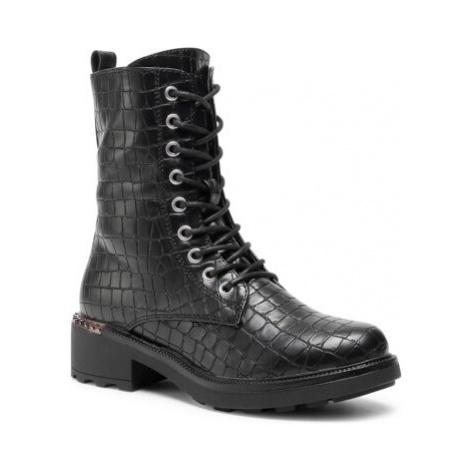 Šnurovacia obuv Jenny Fairy WS5165-10 Ekologická koža/-Ekologická koža