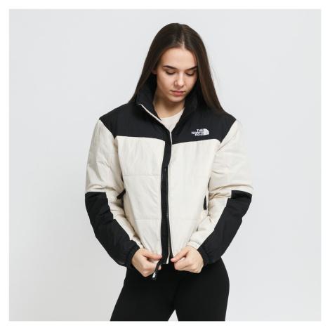 The North Face W Gosei Puffer Jacket krémová / čierna
