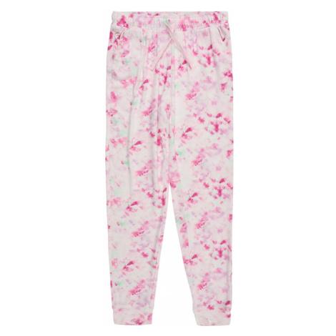 GAP Nohavice  biela / ružová / tmavoružová