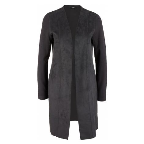 s.Oliver BLACK LABEL Prechodná bunda  sivá