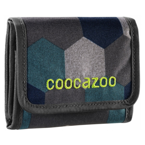 Coocazoo CashDash Blue Geometric Melange
