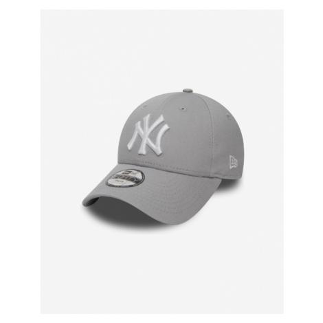 New Era New York Yankees MLB 9Forty Youth Šiltovka detská Šedá