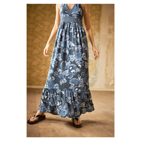 Šaty paisley maxi Orsay