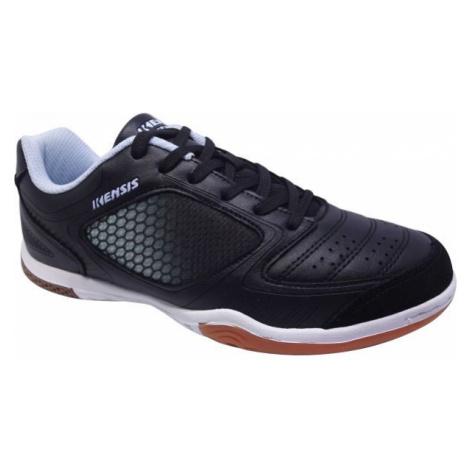 Kensis FERME čierna - Juniorská halová obuv