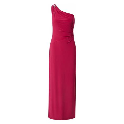 Lauren Ralph Lauren Večerné šaty 'BELINA'  fuksia
