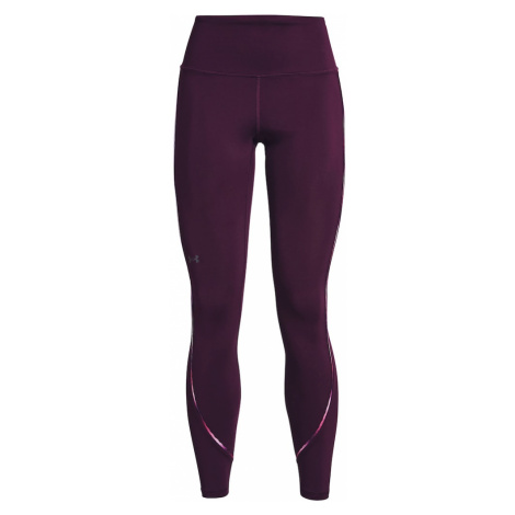 UNDER ARMOUR Športové nohavice 'RUSH'  fialová